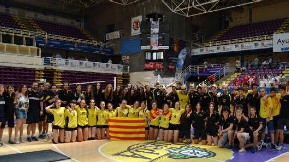 Sant Cugat acollirà el darrer entrenament de Catalunya cadet abans de l'Estatal