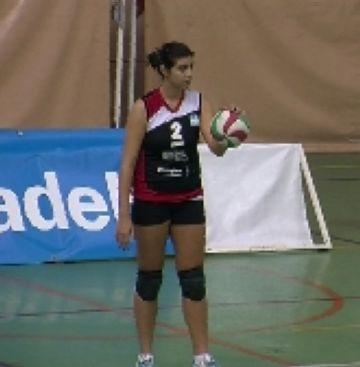 El Club Voleibol Sant Cugat es desfà amb facilitat del CAEP Soria