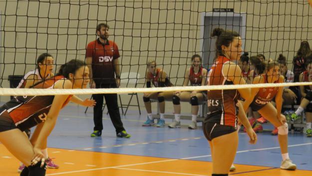 El Voleibol Sant Cugat tornarà a jugar a Superlliga 2 / Foto: Cugat Mèdia