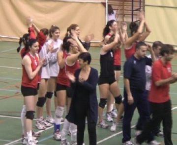 Club Voleibol Sant Cugat- Laboratorios Nupel, debut a la Superlliga 2