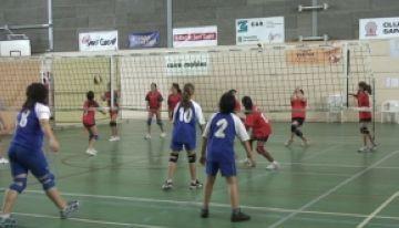 L'Escola de Voleibol Sant Cugat, un projecte per a consolidar la formació