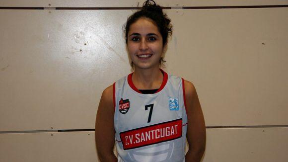 Júlia Rodríguez, del Volei Sant Cugat, escollida millor lliure de la jornada a Superlliga
