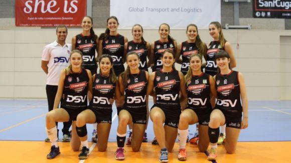 El DSV-Club Voleibol Sant Cugat organitzarà la Superlliga Júnior entre el 14 i el 18 de febrer