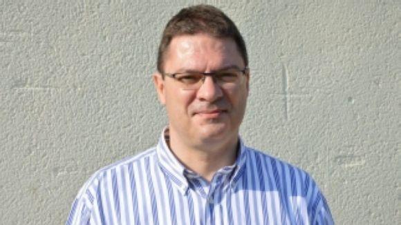 L'expresident del Volei Sant Cugat Lluís Moreno / Font: Cvsantcugat.com