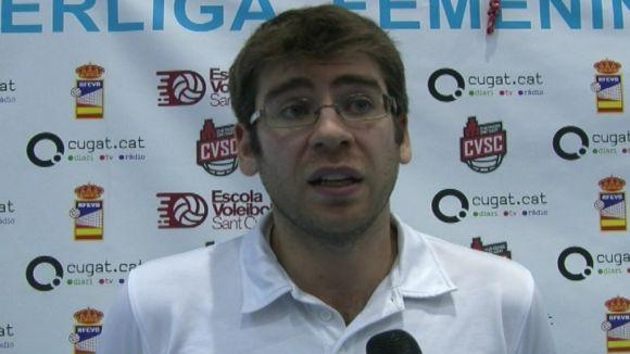 Rafa Ruiz seguirà per sisena temporada al capdavant de l'equip