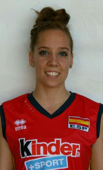 Raquel Brun queda fora de la llista de la selecció espanyola de voleibol per disputar la Lliga Europea