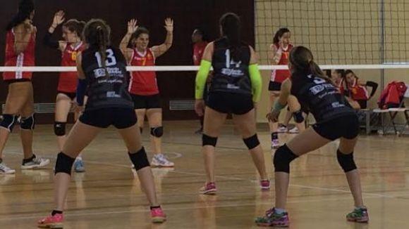 El Voleibol Sant Cugat organitza la 15a edició del torneig internacional