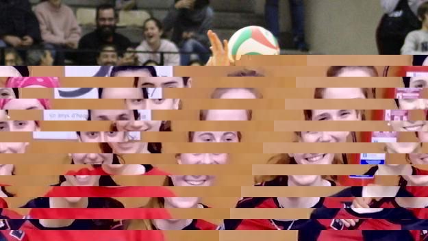 El DSV-Volei Sant Cugat continua sense guanyar a la Lliga Iberdrola / Font: Rfevb.es