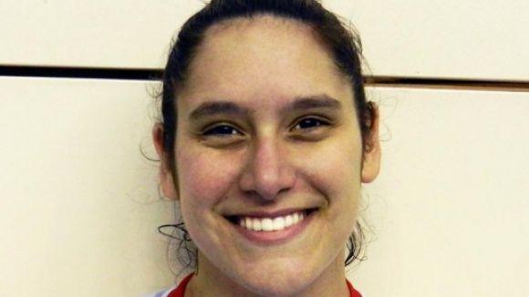 Sara Julián, del Volei Sant Cugat, suma el tercer MVP de la temporada