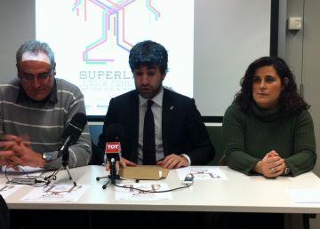 Miquel Martínez destaca el suport de l'Ajuntament i la Federació per acollir la Superlliga Júnior de Voleibol