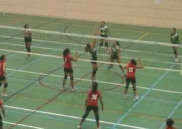 Els conjunts espanyols debuten al torneig Ciutat de Sant Cugat de voleibol