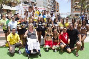 Dos podis santcugatencs al campionat d'Espanya sub 19 i sub 21