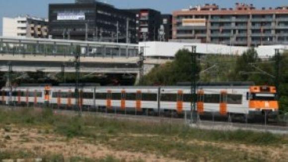 Els trens de Rodalies circularan al 33% del servei aquest dimecres