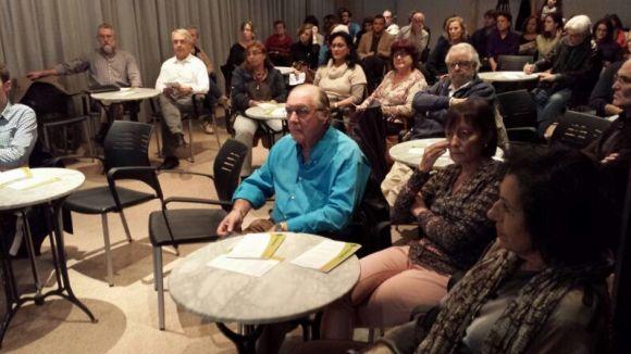 Comerç, jocs i cinema complementen les activitats del Servei Local de Català