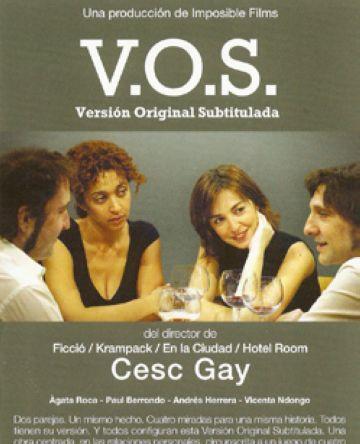 El Cicle de Cinema d'Autor projecta avui la comèdia catalana 'V.O.S.' de Cesc Gay