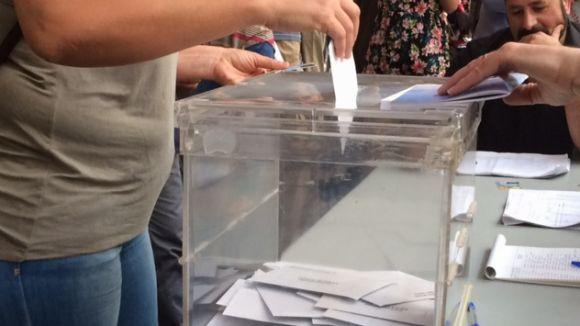 Última setmana per demanar el sistema de votació assistida