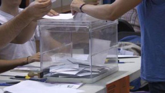 El 15 de novembre es tanca el termini per demanar el vot per correu