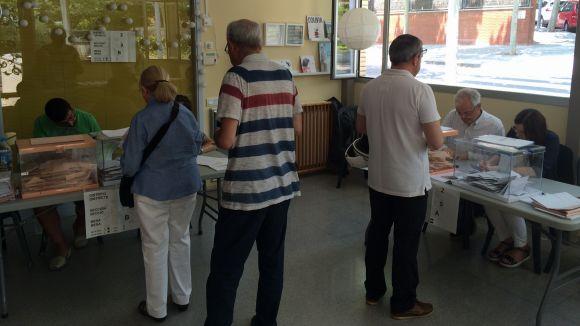 'No' del ple de Sant Cugat a la proposta del PP i Cs perquè l'Ajuntament no doni suport a l'1-O