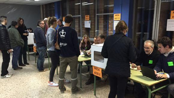 Els representants dels partits analitzen els resultats del 9N a Sant Cugat