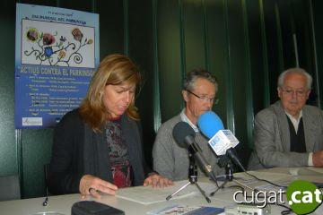 Les activitats del Dia Internacional del Parkinson s'allarguen tot l'abril