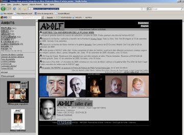 L'Adolf taller d'art comença el nou curs carregat d'activitats