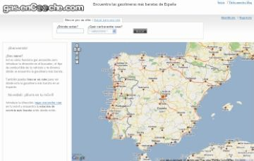 Neix a Sant Cugat una web per buscar les benzineres més barates