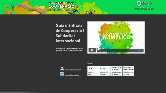 Neix una guia multimèdia sobre els projectes locals de cooperació