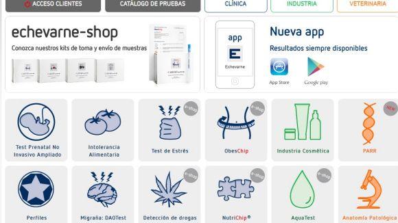 Laboratoris Echevarne construirà una nova seu corporativa a Sant Cugat