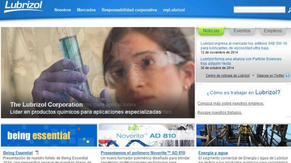 Lubrizol, reconeguda com una de les empreses més segures del món