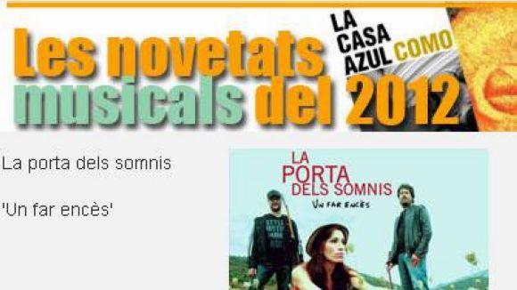 La creació musical local del 2012 es dóna cita a un nou web de Cugat.cat