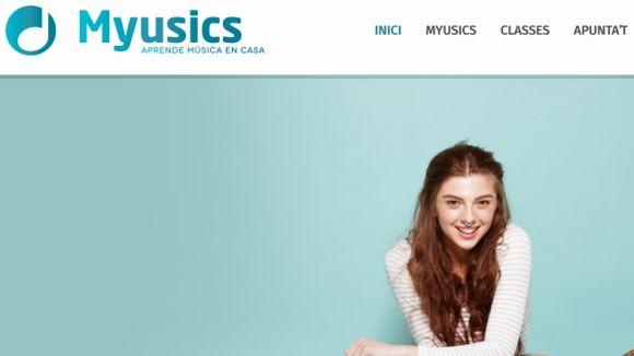 Neix Myusics, una escola de música de Sant Cugat que ofereix classes a domicili