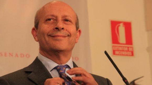 La Comissió de la Dignitat culpa Wert d'obstruir el retorn dels Papers de Salamanca