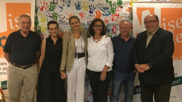Integrants de Wise People Sant Cugat/ Foto: Wise