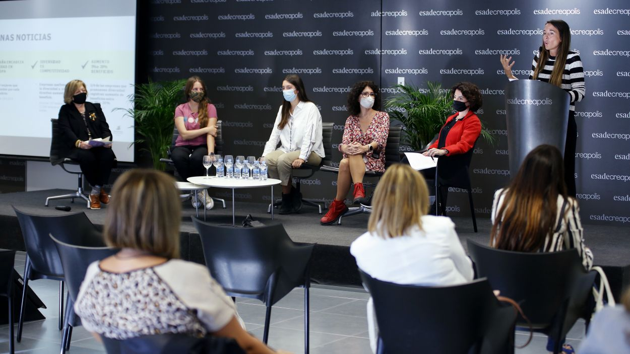 Debat 'We Entrepreneur' / Foto: Women Evolution