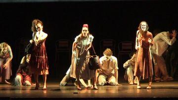 El complex món de la ment plasmat a 'Wonderland' colpeix el públic del Teatre-Auditori