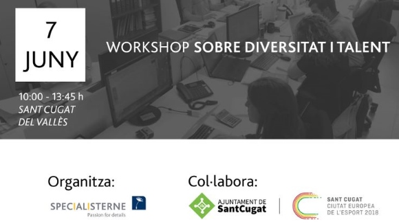 'Workshop' sobre Diversitat i Talent