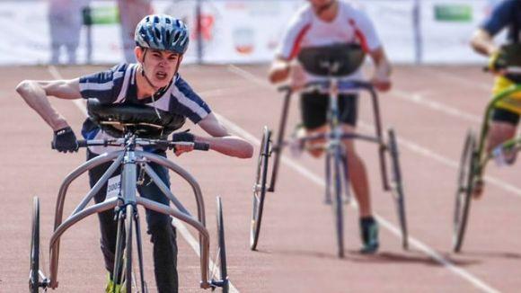 600 esportistes d'arreu del món competeixen a Sant Cugat en els World Games d'esport adaptat