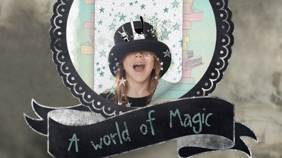 Hora del conte: 'A World of Magic'