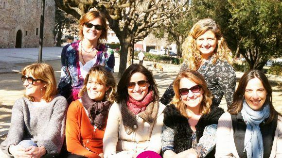Imatge de les actrius de Les Xandrines / Font: XCCP