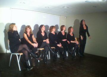 L'obra 'Dones 3.0' de Les Xandrines tindrà gran format amb Jordi Purtí