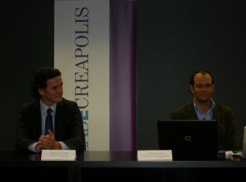 Una xerrada situa les xarxes socials com un factor clau per a la rendibilitat de les empreses
