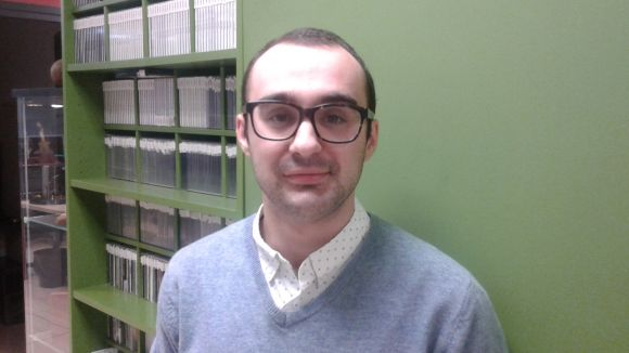 Javi López, nou cap de la JNC de Sant Cugat