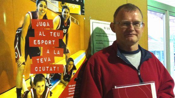 La UE Sant Cugat dóna més pes a Xavier Dorio, que serà director tècnic la temporada que ve