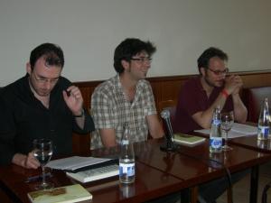 L'escriptor santcugatenc Xavi López presenta 'Nit i fuga'