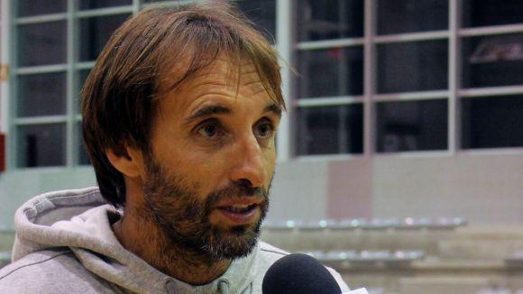 Xavi Roy, tècnic de l'Alpicat / Font: Alpicat Ràdio