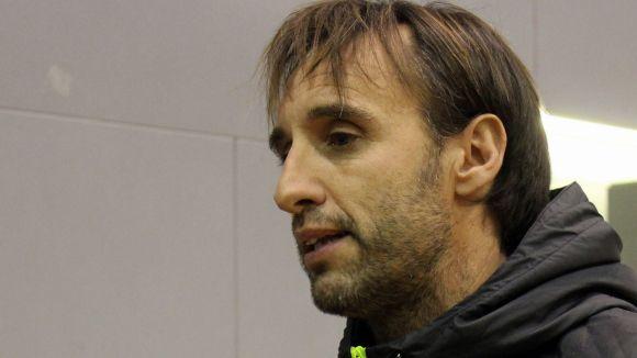 Xavi Roy, l'entrenador de l'HC Alpicat / Font: Alpicat Ràdio