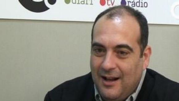 Xavier Bosch continua les històries del periodista Dani Santana a 'Eufòria'