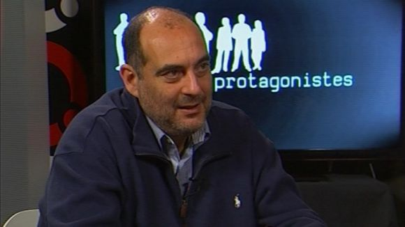 El santcugatenc Xavier Bosch guanya el Ramon Llull amb 'Algú com tu'