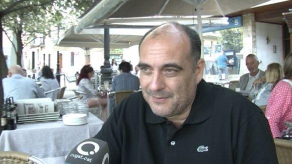 Xavier Bosch impartirà al Club Muntanyenc una xerrada sobre periodisme i literatura