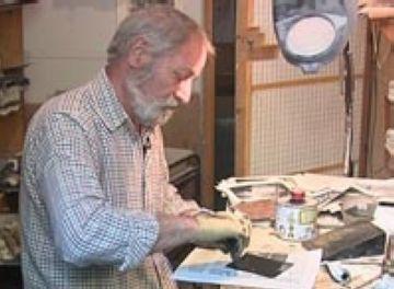 El programa 'Pinzellades' de Cugat tv et convida a entrar als tallers dels artistes